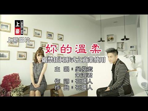 吳俊宏vs朱海君-妳的溫柔【KTV導唱字幕】1080p