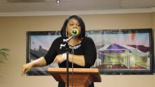 Fishers of Men: Prophetess Shannon Mitchell