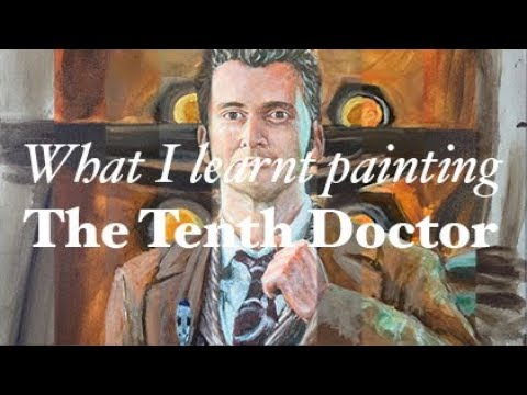 The Tenth Doctor | Creating people from characters