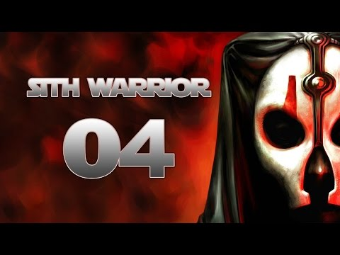 Sith Warrior - Part 4 (ANCIENT LIGHTSABER - Star Wars: The Old Republic SWTOR Let's Play Gameplay)