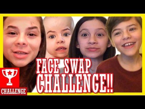 FACE SWAP CHALLENGE!     KITTIESMAMA
