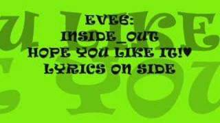 EvE6:iNsiDe_OuT! WITH lyrics!♥