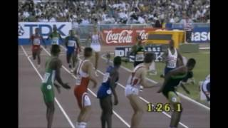 4x400m Relay-1995 World Championships,Gothenberg