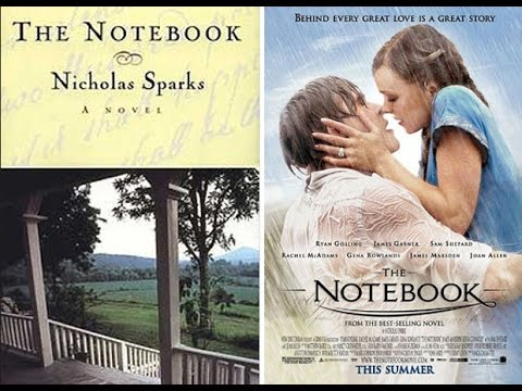 The Notebook Book For