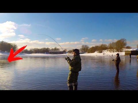 рыбалка в канакова в апреле
