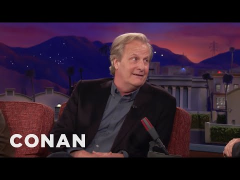 Why Jeff Daniels Lives In A Small Town In Michigan   CONAN on TBS