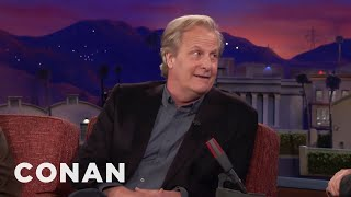 Why Jeff Daniels Lives In A Small Town In Michigan  - CONAN on TBS