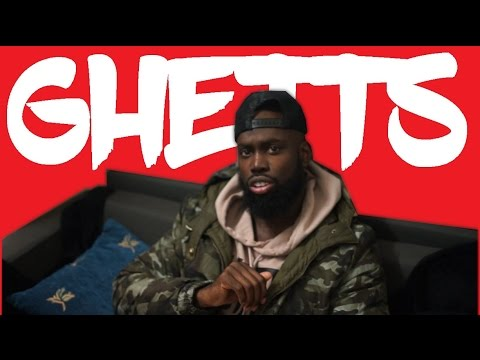 Ghetts - Interview : Start Of His Career, 1st Bars, Clashing & More : Smoke Point | Grime Report Tv