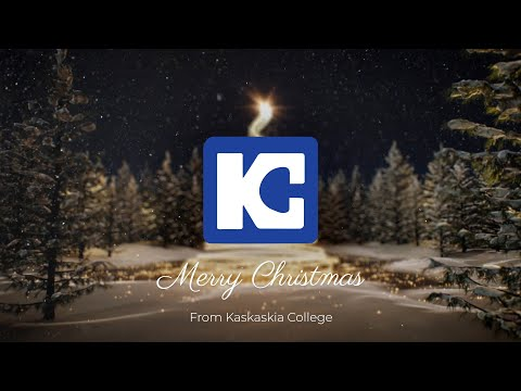 Happy Holidays from Kaskaskia College 2019