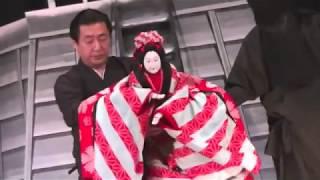 文楽『八百屋お七〜火の見櫓の段〜』(HD)人形浄瑠璃