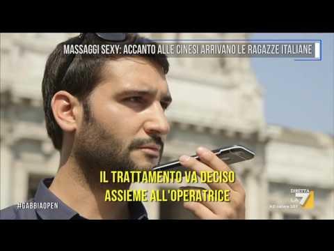 Massaggi Sexy: Accanto Alle Cinesi Arrivano Le Ragazze Italiane