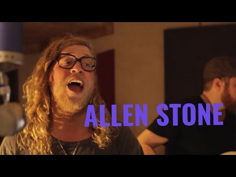 ALLEN STONE - WHERE YOU'RE AT  (El Ganzo...