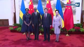 President Kagame meets China's President