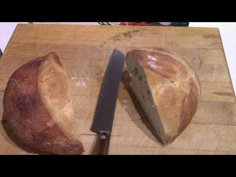 New No Knead Bread Method