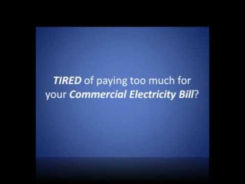 Commercial Electric Rates Free Electricity Quotes Youtube