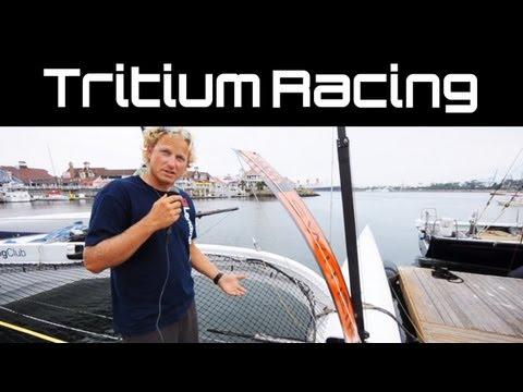 Transpac 2013  |  Speed weapons revealed on Tritium Lending Club