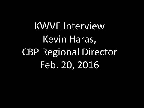 KWVE Interview Kevin Haras