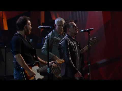 U2 W. Bruce Springsteen - I Still Haven't Found... - Madison Square Garden, NYC - 2009/10/29&30