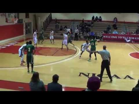 "6'0"" James Bazemore D1 Juco Allegany College of Maryland 2015 Highlight Tape"
