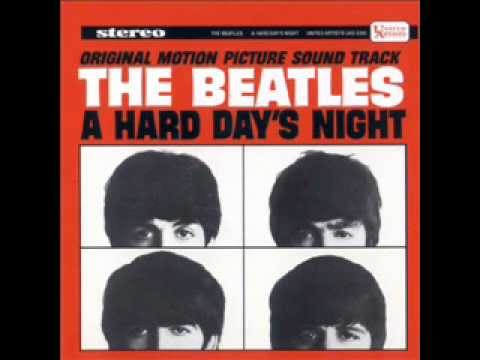 The Beatles ~ This boy (Ringo's theme)  / And I love her (instrumental)