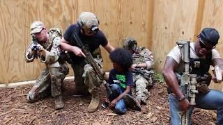 Airsoft Hostage Rescue - UCTV