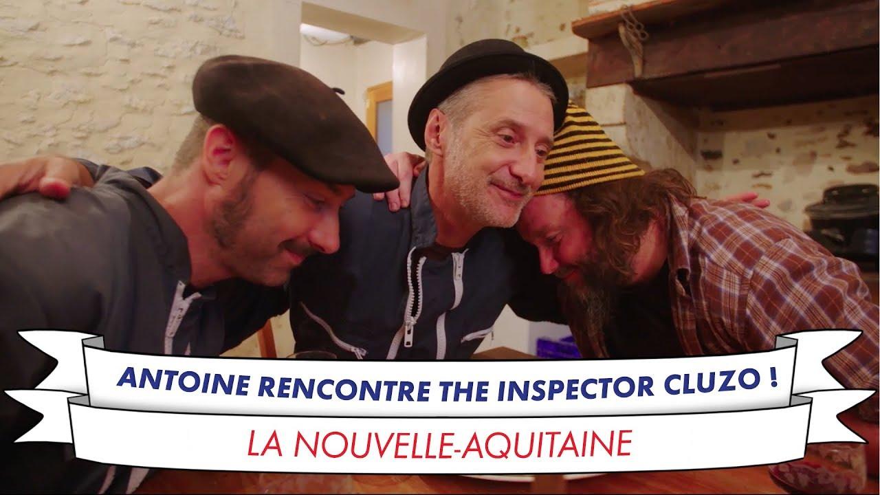 Antoine de Caunes rencontre The Inspector Cluzo !
