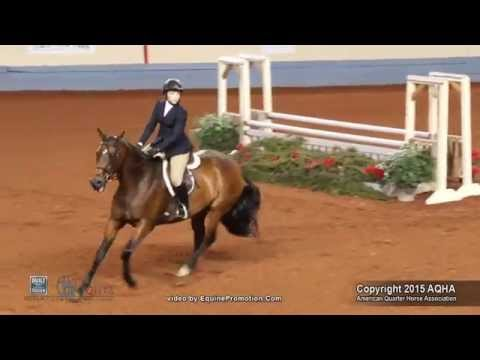 A Judge's Perspective: 2015 AQHYA Equitation Over Fences World Champion