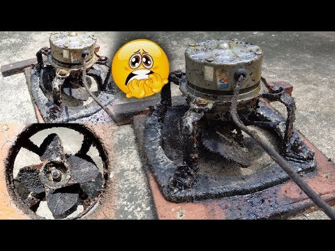 how to Clean Exhaust Fan in Kitchen at Home