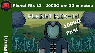 [Guia] Planet Rix - 13