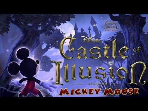 Longplay / Detonado Castle of Illusion - Starring Mickey Mouse - PT BR