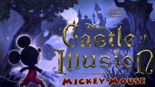 longplay detonado castle of illusion starring mickey mouse pt br