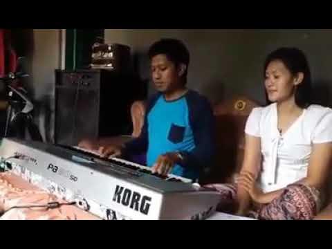 Suara emas reni novia , dalam lagu KUMBANG HATI, musik tam sanjaya .