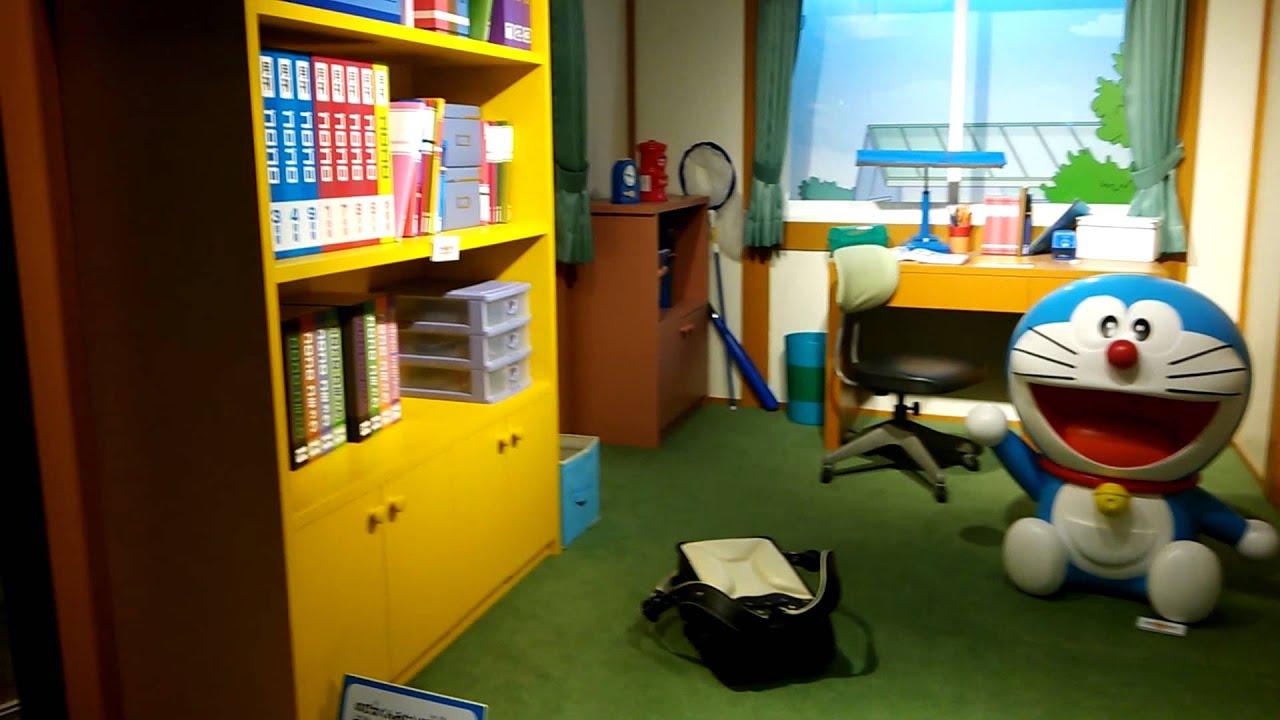DRAEMON Nobita room