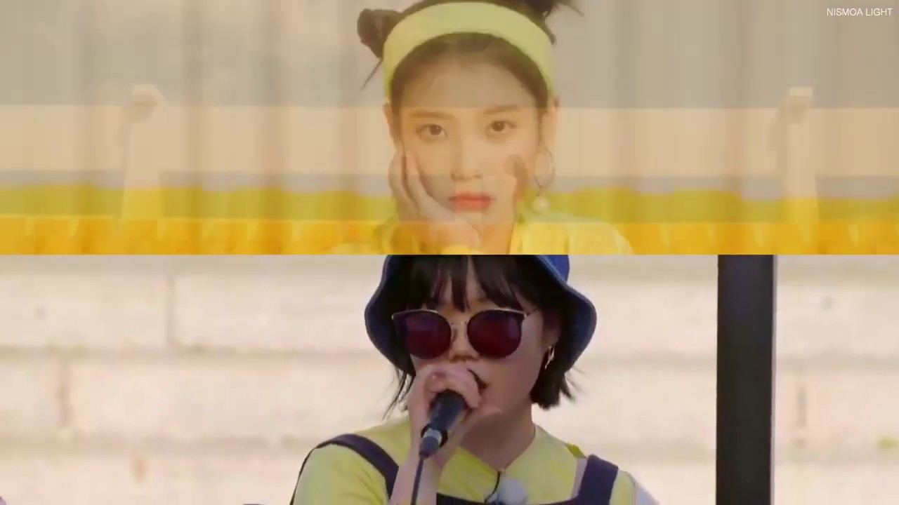 IU (아이유) & Suhyun (수현) of AKMU - BBIBBI (삐삐) | Collaboration (Folk Band ver.)