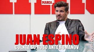 Juan Espino: