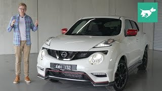 Nissan Juke NISMO RS 2019 review
