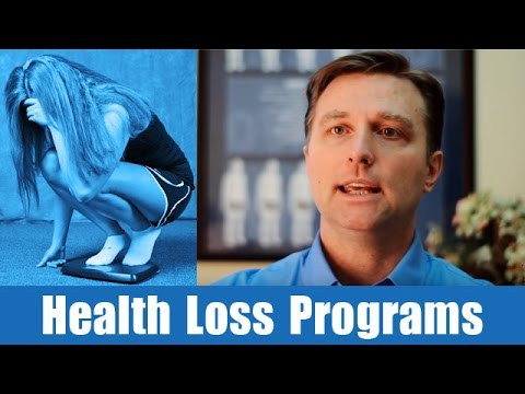 Metabolism Problem, Weight Symptom - Most Weight Loss Programs are Health Loss Programs