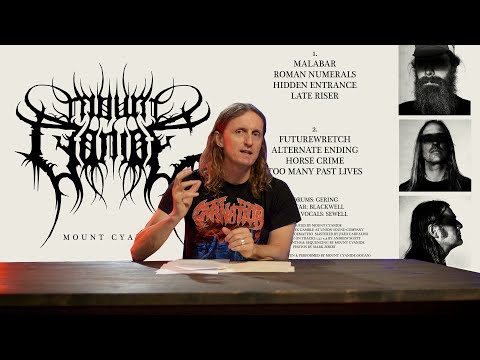 MOUNT CYANIDE S/T Album Review | Overkill Reviews episode thumbnail