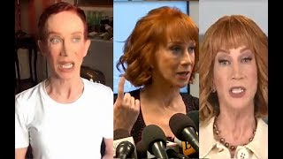 Kathy Griffin complains she