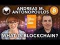 Andreas M. Antonopoulos talks Blockchain