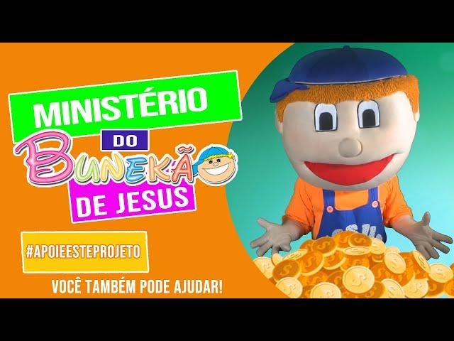 #APOIE ESSE PROJETO - MINISTÉRIO DO BUNEKAO DE JESUS