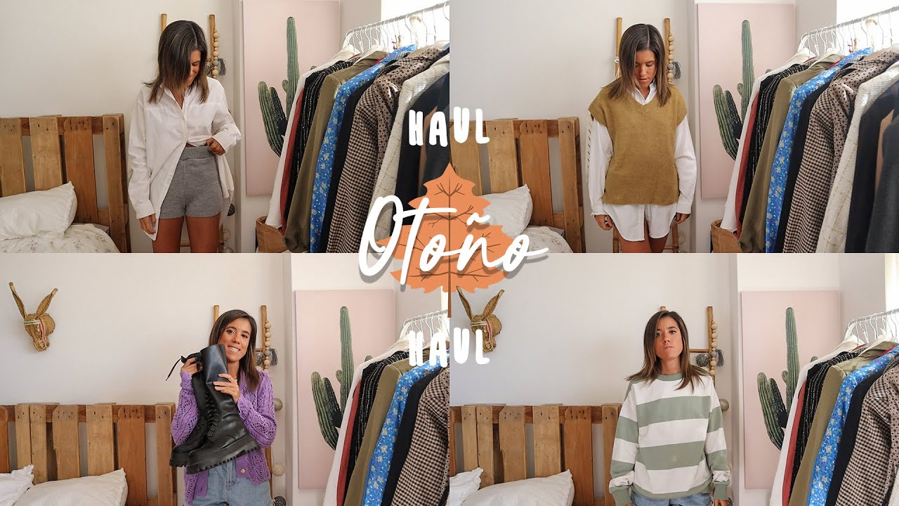 TRY-ON HAUL OTOÑO: Zara, Asos, H&M...