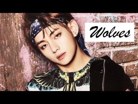 Taehyung (V) // Wolves「FMV」
