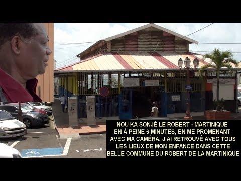 NOU KA SONJÉ  COMMUNE LE ROBERT - MARTINIQUE