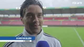 Matchvinder Bolaños: Det var sidste chance | fcktv.dk