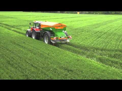 Amazone ZG TS Fertiliser Spreader