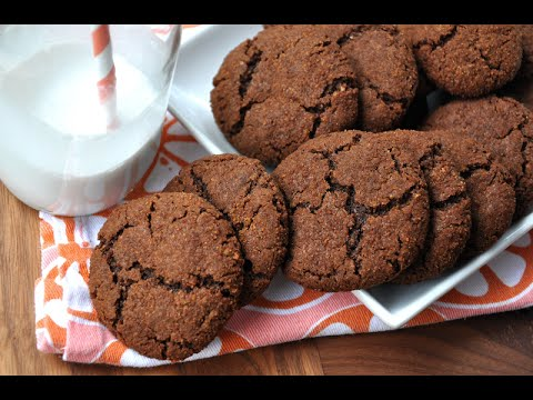 Coconut Sugar Gingersnaps
