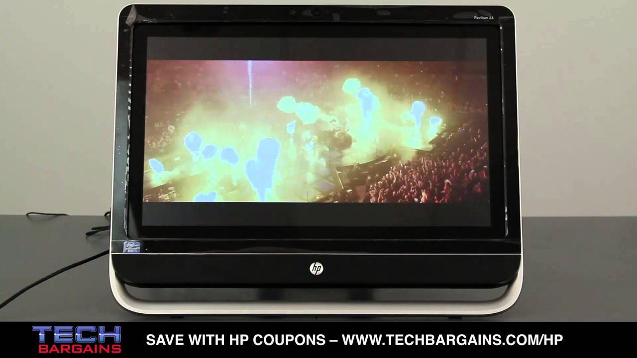 Hp cracked screen warranty for aio