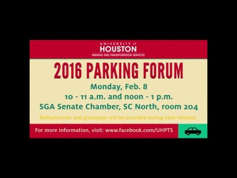 UH Parking - 10 Year Plan