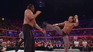 Can Shawn Michaels deliver Sweet Chin Music to The Great Khali? No Disqualification: Raw May 7, 2007 thumbnail